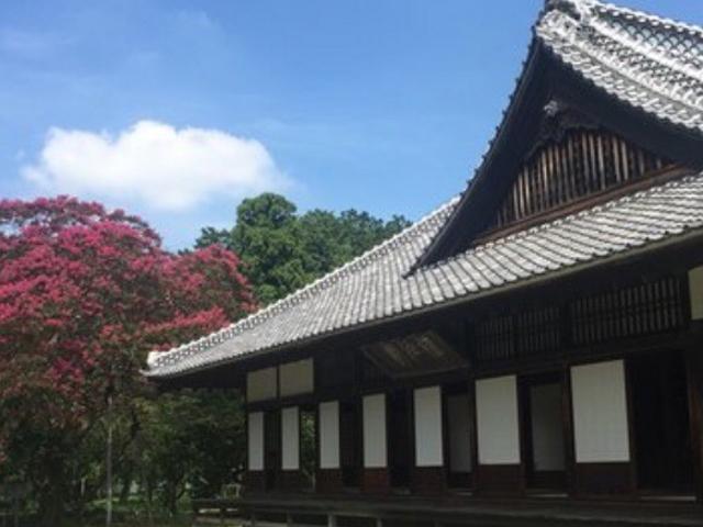 景色_弘道館公園