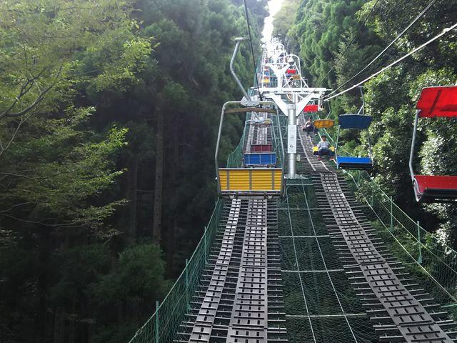 高尾山 リフト_高尾山ケーブルカー・二人乗り観光リフト