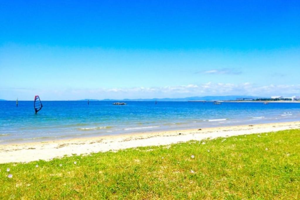 二色の浜海水浴場