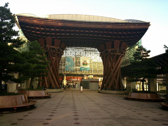 金沢駅_JR金沢駅