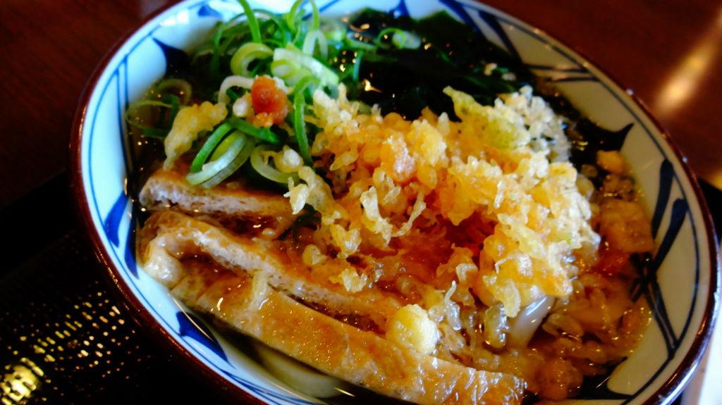 丸亀 製 麺 川 中島