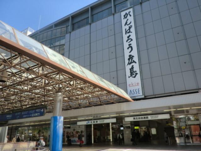 広島駅_JR広島駅