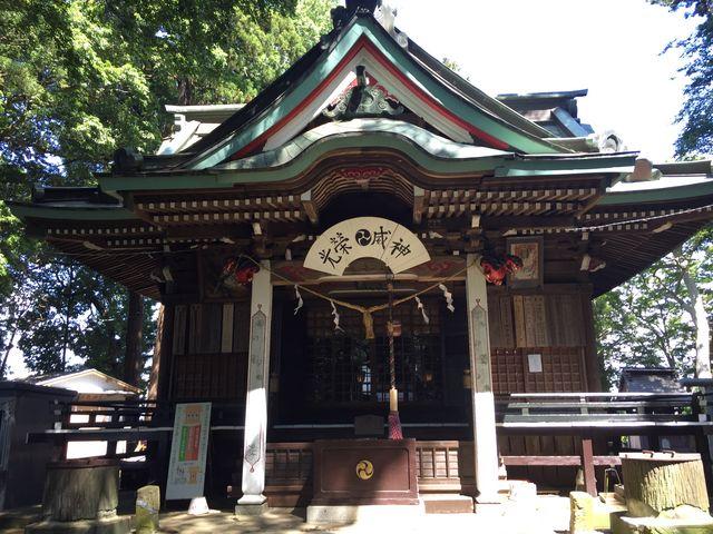 神社の建物_愛宕神社