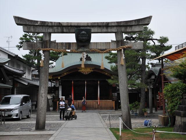 三大えびすだ_京都ゑびす神社