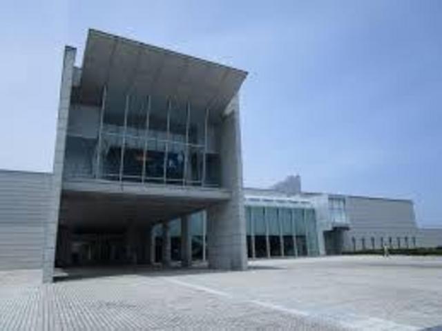 綺麗な美術館_山口県立萩美術館・浦上記念館