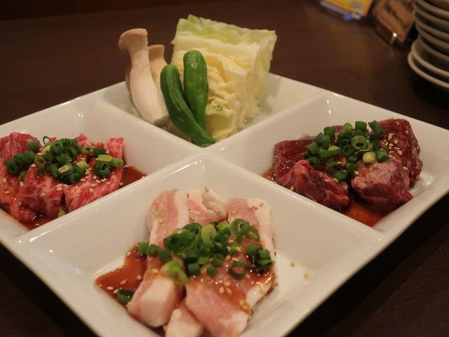 セレクトランチ_焼肉 ダルマ 浜店
