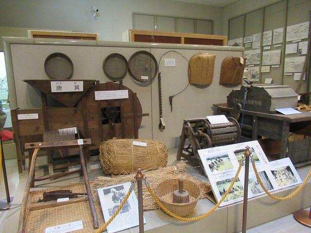 どれもこれも幼少期、日常的に目にしたものばかり、懐かしい_江南市歴史民俗資料館