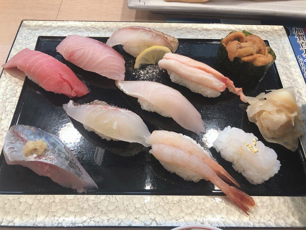 おすすめ 寿司 金沢 回転