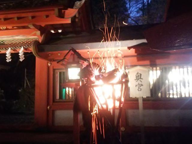 奥宮です。_貴船神社