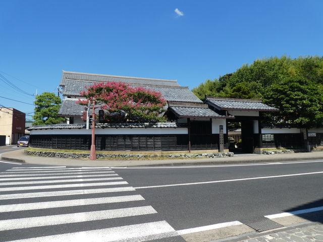屋敷前景_小泉八雲記念館