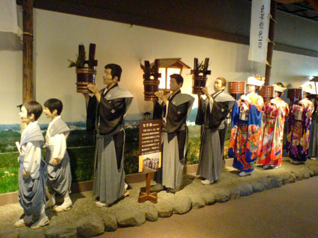 会津田島祇園会館