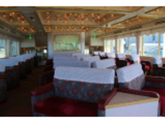 特別客室(指定席) ★乗船時受付先着順となります。乗船料と別料金が必要_知床観光船おーろら