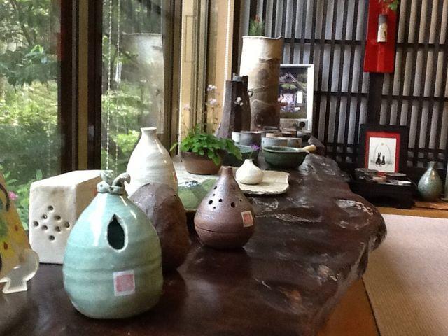 陶工房 由布 きらく舎