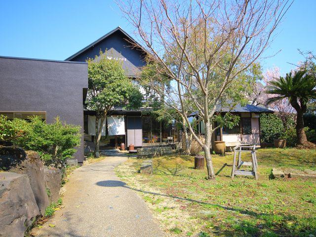 伊豆高原のシンボル大室山の麓にある陶芸体験施設です_陶芸工房えんのかま