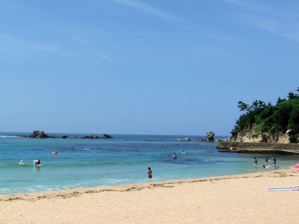 八丁浜・小浜海水浴場
