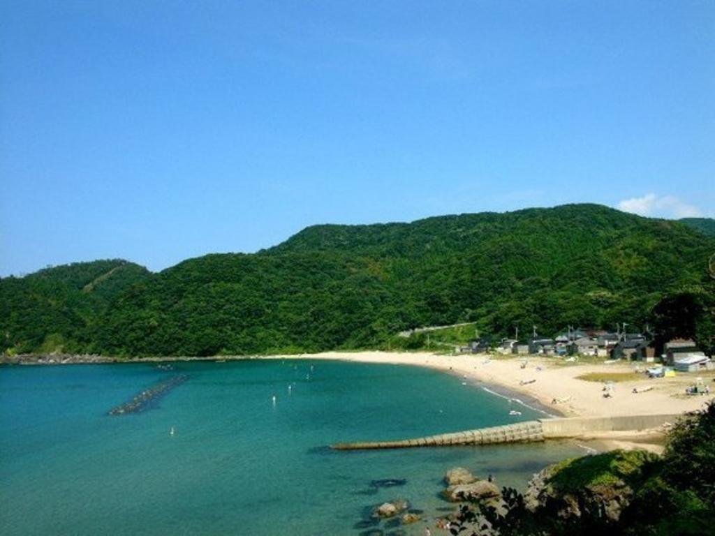 安木浜海水浴場