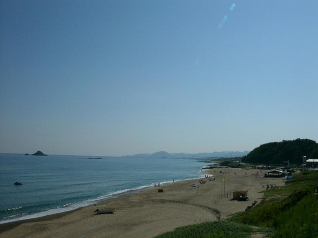 白兎海水浴場
