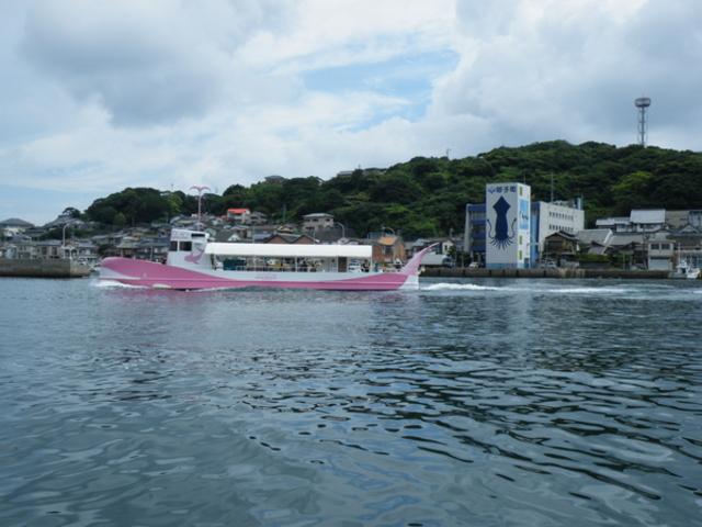 ジーラ(海中展望船)