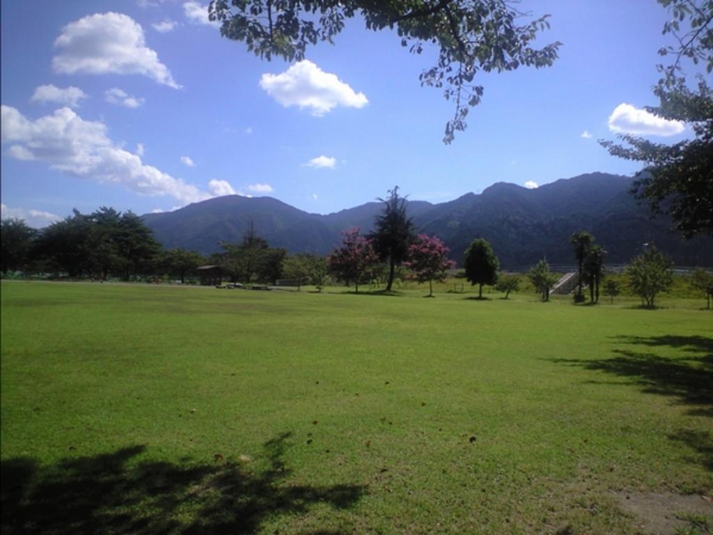飛騨川公園