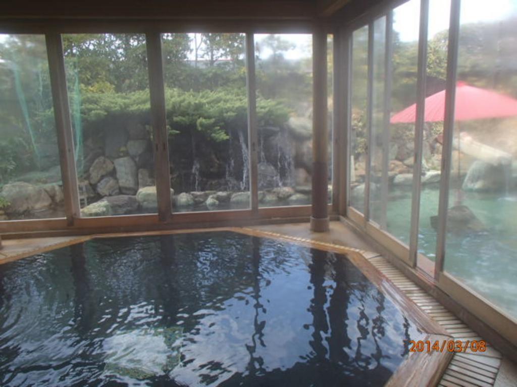 天然温泉風待ちの湯 福寿荘