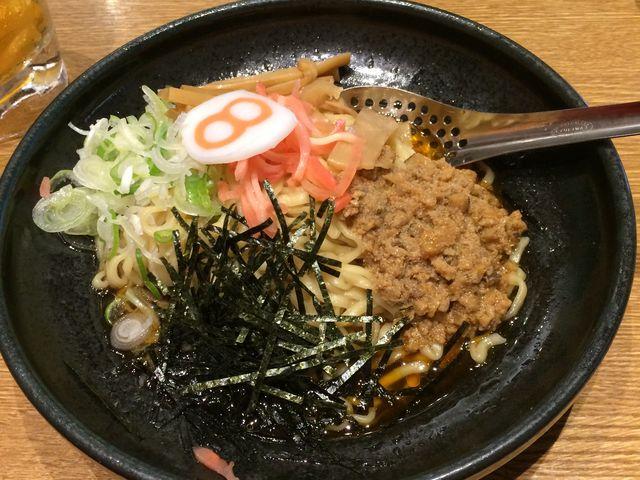 唐麺_8番らーめん 福井駅店