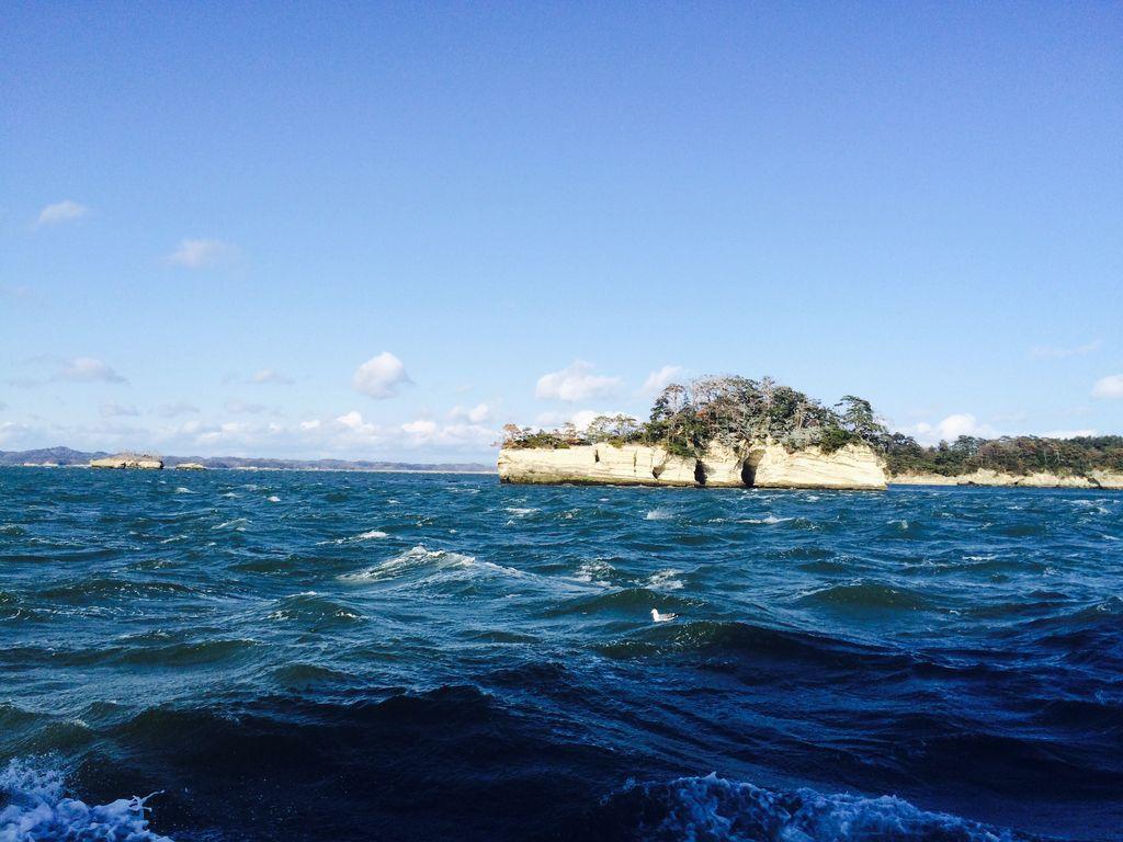 松島島巡り観光船