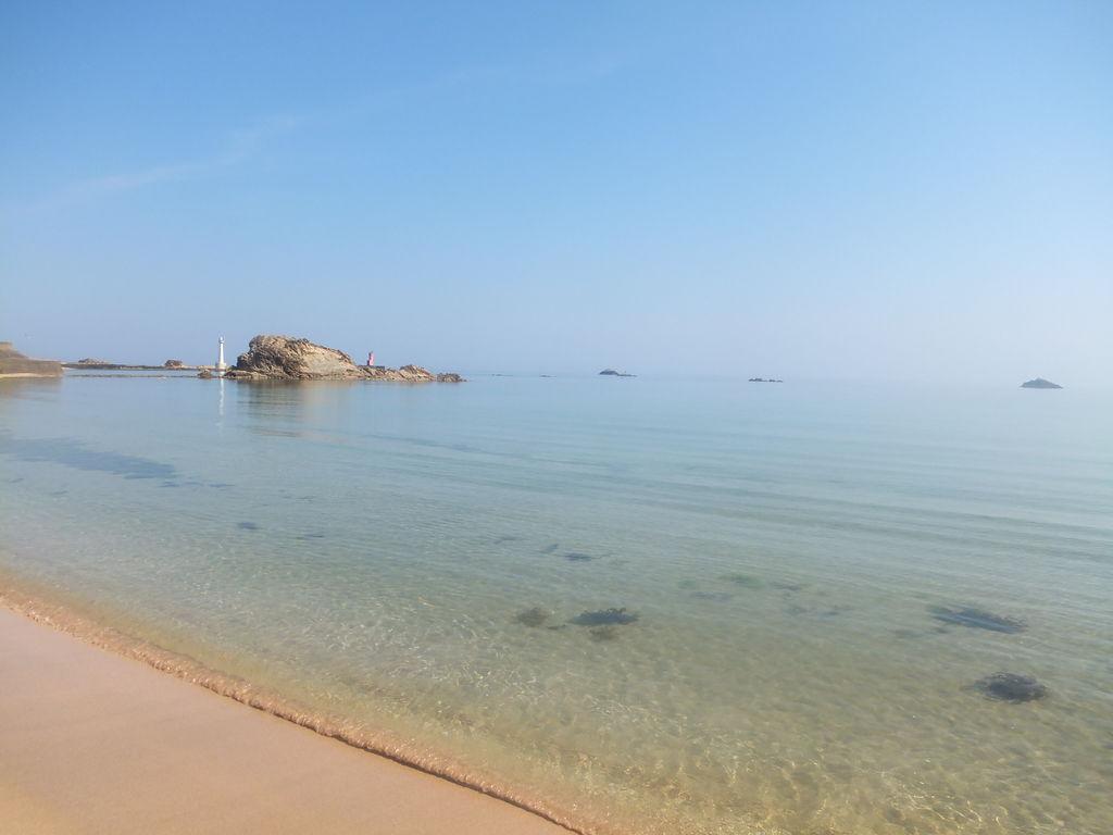 小天橋・葛野浜海水浴場