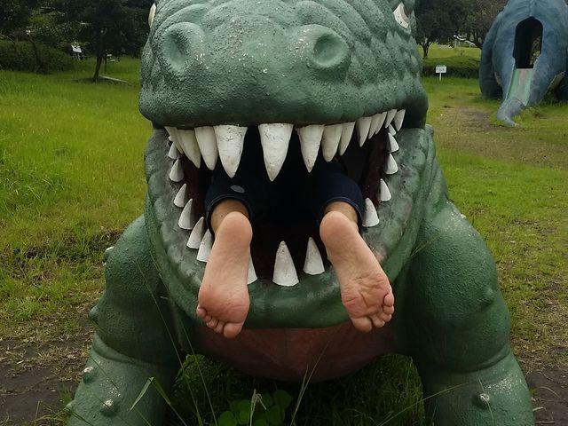 恐竜 公園