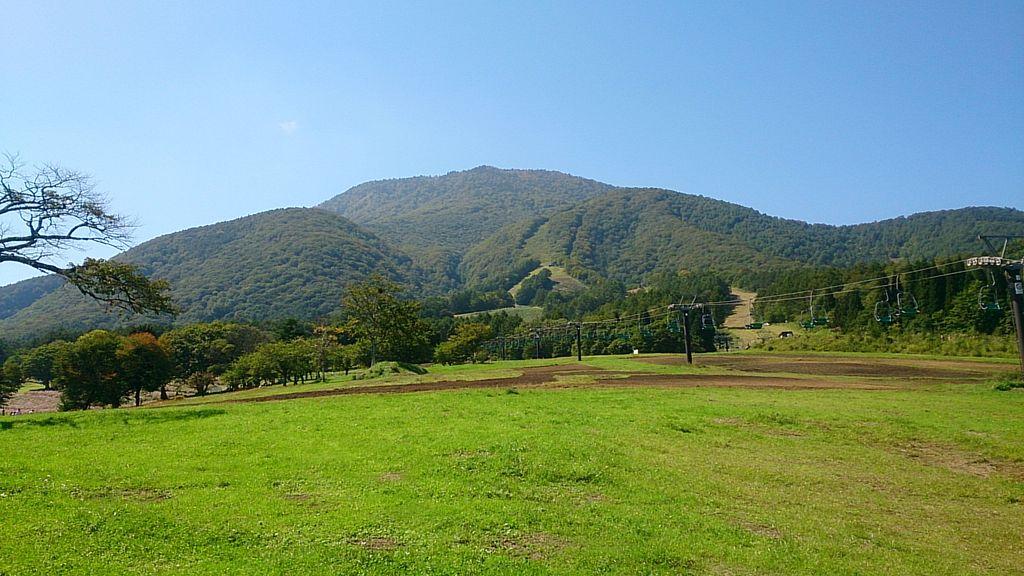 黒姫山(信濃富士)