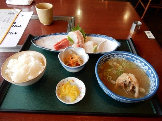 魚の駅 生地(いくじ)