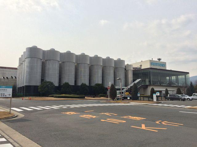 外観_サントリー京都ビール工場
