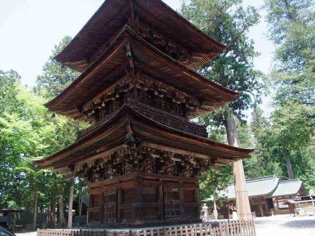 三重塔_若一王子神社