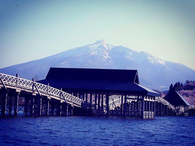 鶴の舞橋_鶴の舞橋