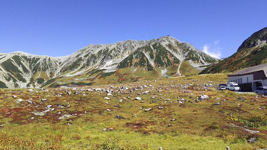 立山黒部アルペンルート