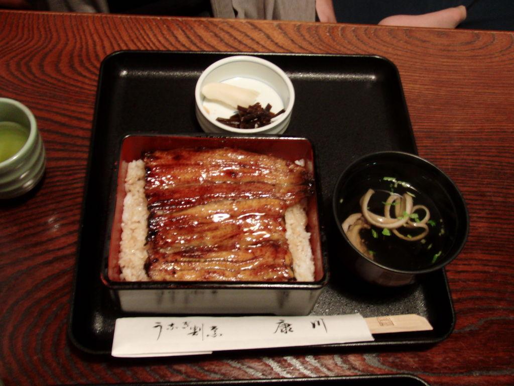 うなぎ割烹康川三方原店