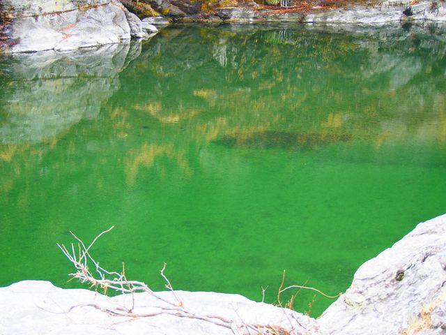 荒川は水も澄んでて綺麗です(^ ^)_荒川