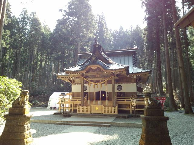 御岩神社_御岩神社