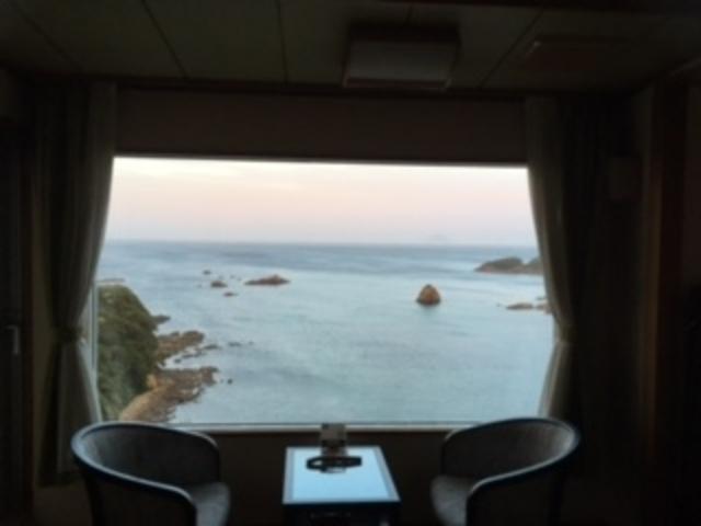 部屋からの眺望 -1_下田ビューホテル