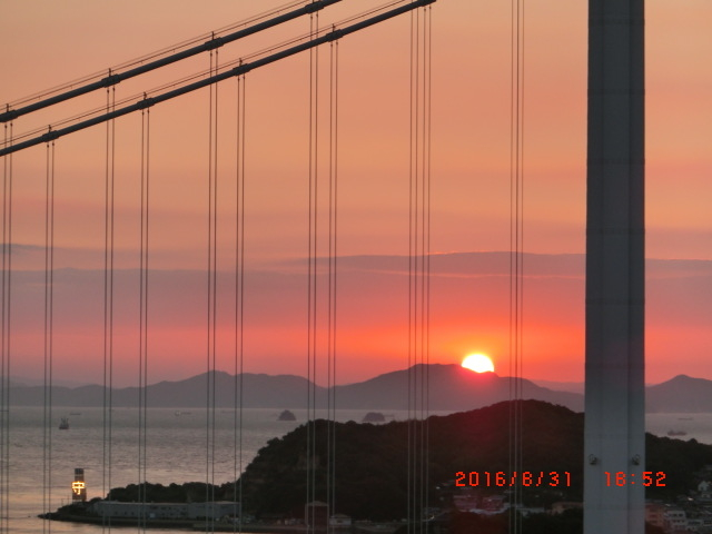 きれい_鷲羽山