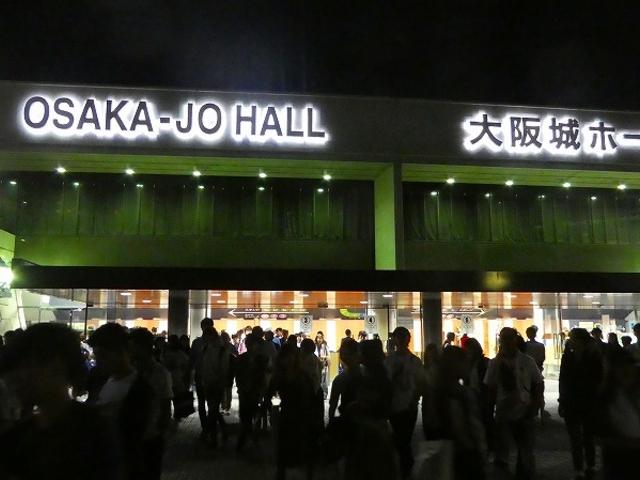 大阪城ホール_大阪城ホール