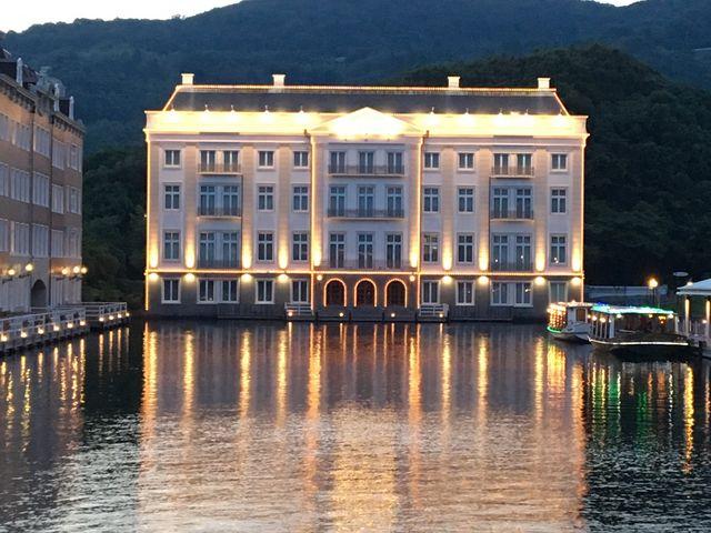 ホテルヨーロッパの隣の辺りでの1枚_ポルトヨーロッパ