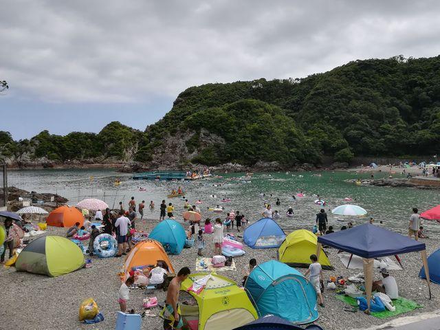 くじら浜海水浴場_くじら浜海水浴場