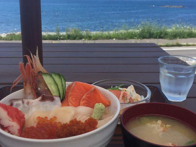 海鮮丼_知床海岸食堂