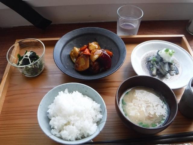 ごはんの定食_sahan
