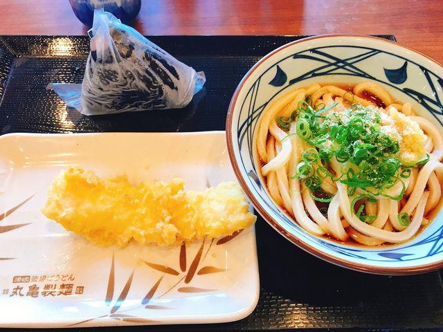 うどん_丸亀製麺 アリオ八尾店