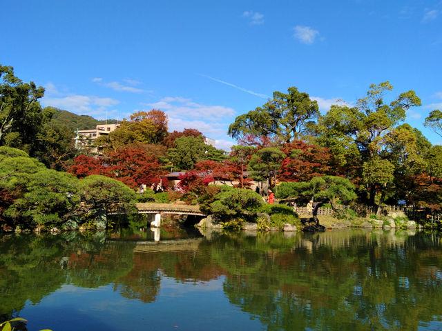 日本庭園_相楽園