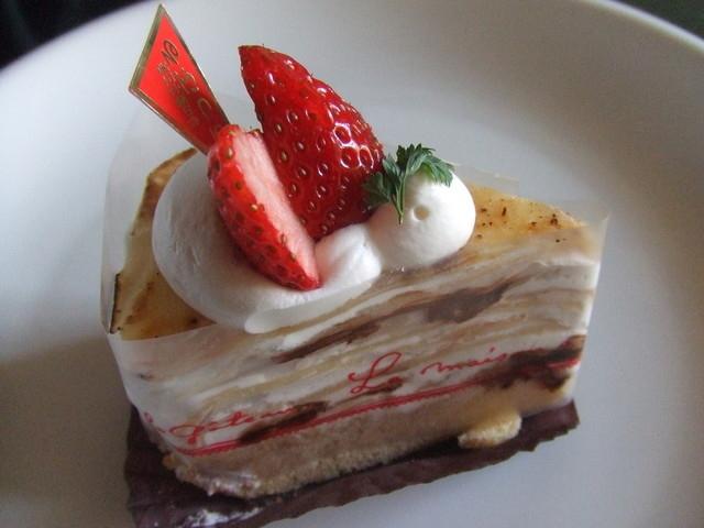 ケーキ_夢の菓子工房 あっぷる