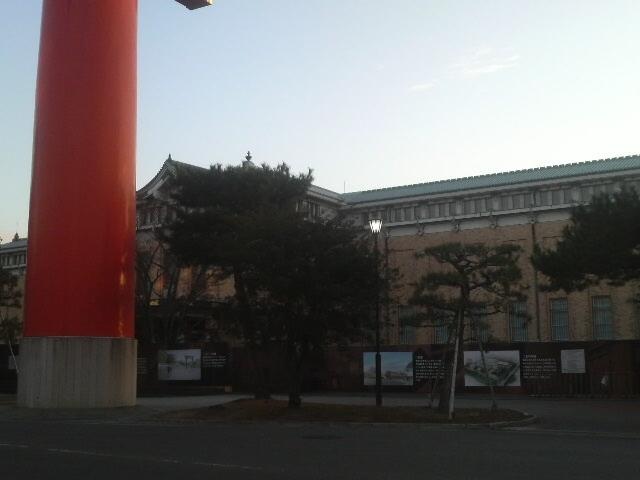 京都市美術館・本館_京都市美術館