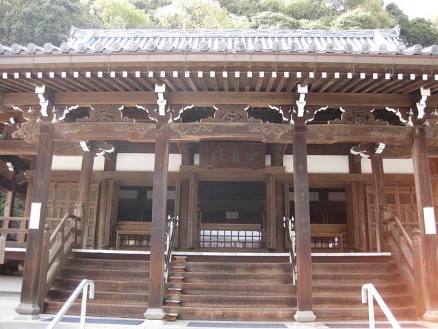 本堂_須磨寺(福祥寺)