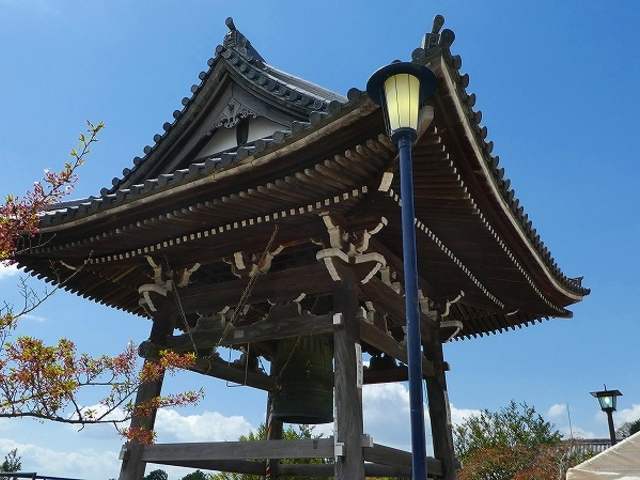 兵庫県・神呪寺・梵鐘_神呪寺(甲山大師)